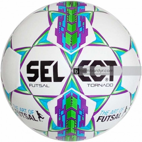 Мяч футзальный Select Futsal Tornado IMS белый