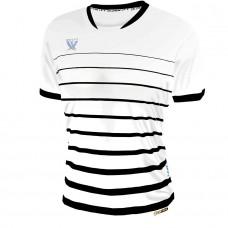Футболка футбольная Swift Fint (бело-черная)