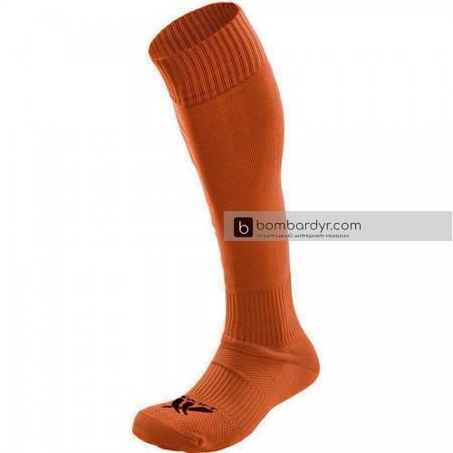 Подростковые футбольные гетры Swift Classic Socks оранжевые