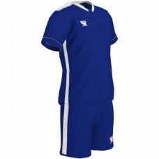 Детская футбольная форма Swift Prioritet сине-белая