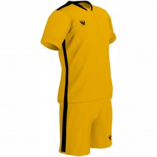 Детская футбольная форма Swift Prioritet желто-черная