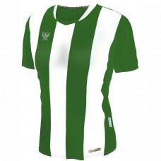 Футболка футбольная Swift Pescado (зелёно-белая)