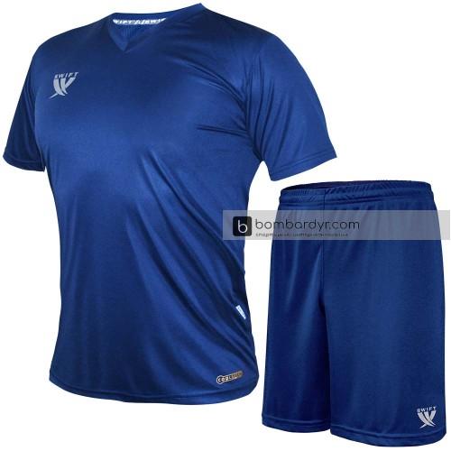 Форма футбольная Swift Vittoria CoolTech (синяя)