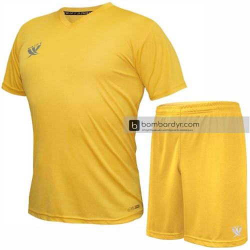 Форма футбольная Swift Vittoria CoolTech (желтая)