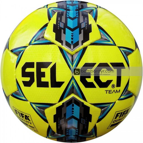 Футбольный мяч Select Team FIFA 2015 Hi-Vis