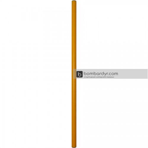 Шест тренировочный SWIFT Training pole, 160 см, d 25 мм, (желтый)