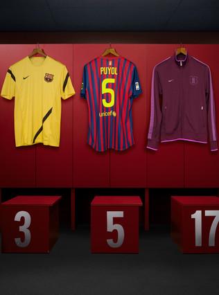 Барселона - клуб с великой и богатой историей.