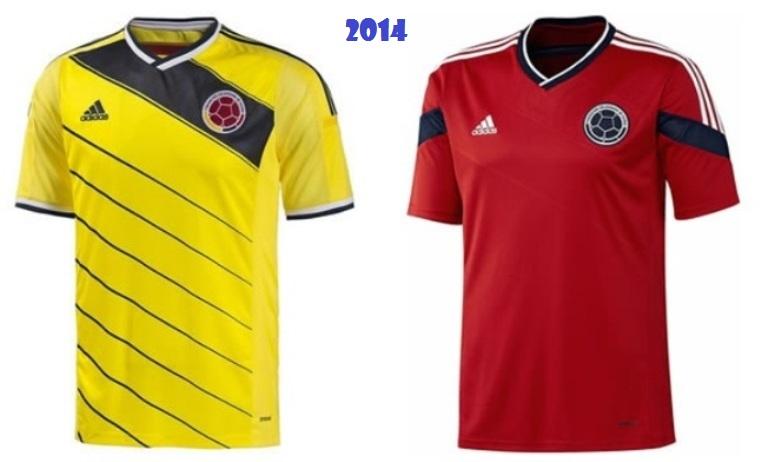 Колумбия получила футбольную форму