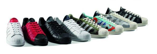 Весенняя маскировка от Adidas Originals в новой коллекции кроссовок  Superstar Camo Pack. Фото 2501e54a0c0