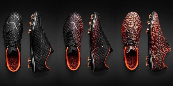 ff5d3d20 Футбольные бутсы Nike Hypervenom Phantom Transform с уникальным эффектом.  Фото