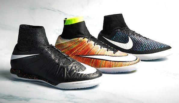 Letnyaya Kollekciya Futzalnyh Buts Nike Football X Summer 2015 Street