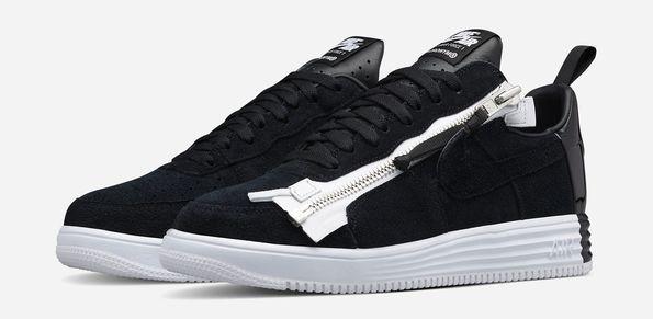 competitive price 82b9b c3594 Cтильные кроссовки Nike Lunar Force 1 SP